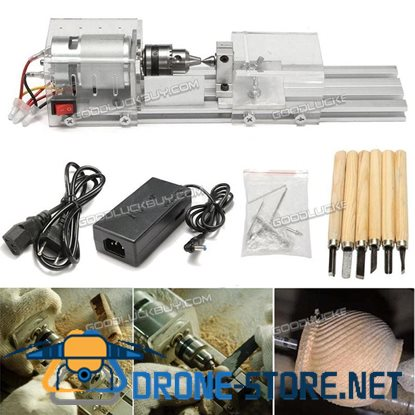 96W Pearl Drilling Holing Machine Driller Beads Maker Full Set Jewelry Tool