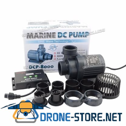 New Jebao DCP-8000 Marine Controllable Water Return Pump