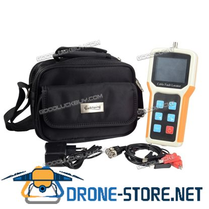 New Handheld S-600AM TDR Cable Fault Locator 2km Fast Test Speed Accurate Test