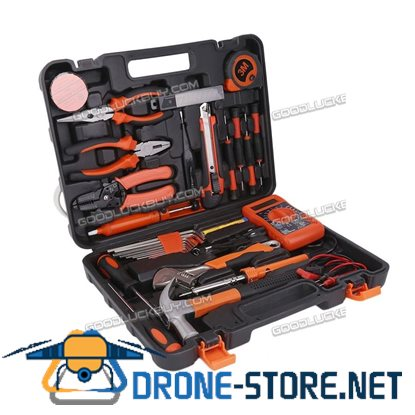 35 IN1 HABO Electronicset Hardware Toolbox Multimeter Screwdriver Kit for Household Electrician Repair