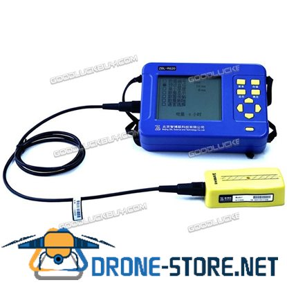 ZBL-R620 Concrete Rebar Locator Scanner Covermeter Ferromagnetic Objects Finder
