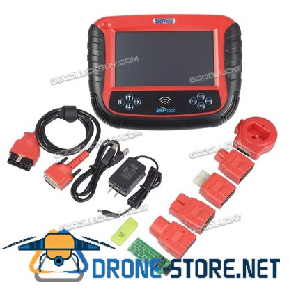 SKP1000 Tablet Auto Key Programmer for All Locksmiths to Replace SKP900