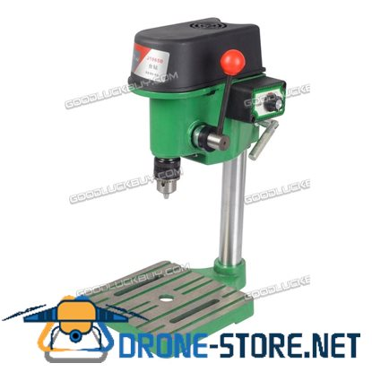 Bench Drill Press Stand Base Frame Bracket Machine Hole Drilling Electric Drill 380W