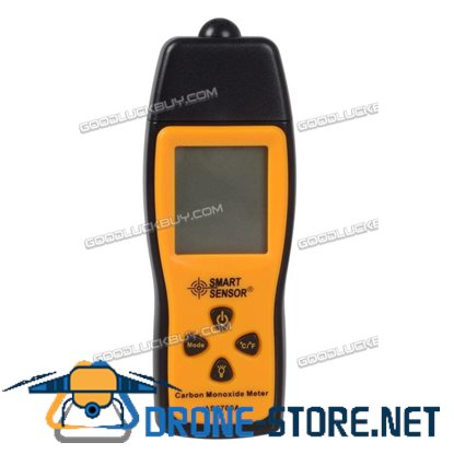 AS8700A Carbon Monoxide Analyzer Gas Detector 1~1000 PPM CO Fas Leak Detector