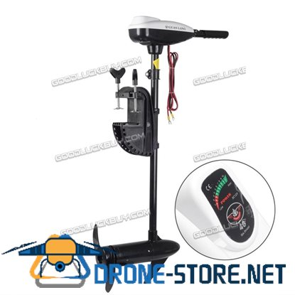 40LBS Thrust Electric Trolling Motor for Fishing Boats