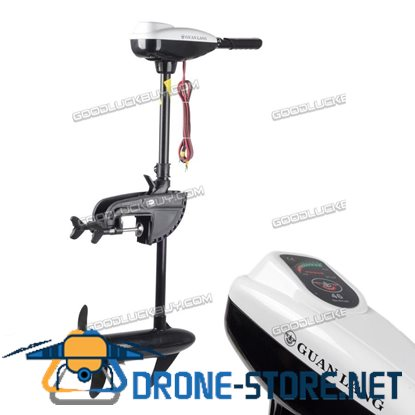 46LBS Thrust Electric Trolling Motor for Fishing Boats