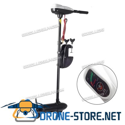 55LBS Thrust Electric Trolling Motor for Fishing Boats