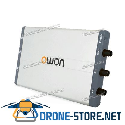 Owon VDS3104L 100 MHz, 4 Ch, 1 GS/s Virtual Oscilloscope w/ LAN Port