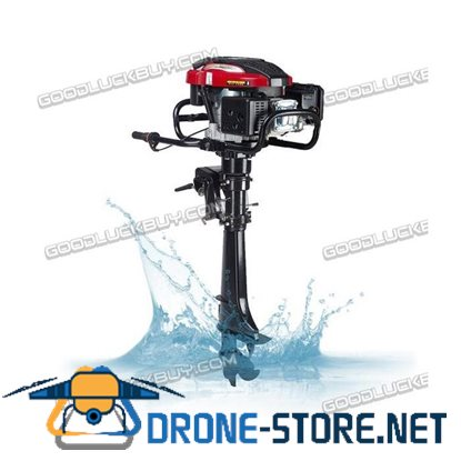 7HP/ 5.1 KW Outboard Motor Outboard Engine 4 Stroke With Air Cooling System
