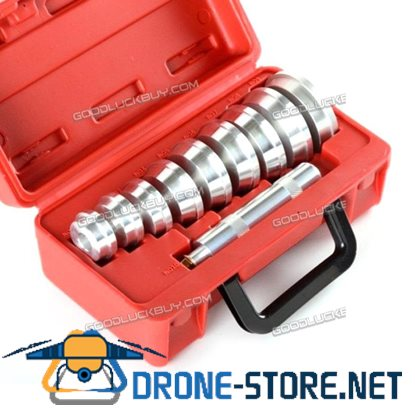 10pc Bearing Race Seal Driver Tool MASTER Set with Storage Case Wheel Axle