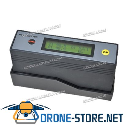 ETB-0833 Self-Calibration 20 Degree 60 Degree 85 Degree Glossmeter Gloss Meter Tester 0-200Gu
