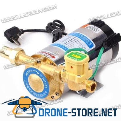 120W Electronic Automatic Home Shower Washing Machine Water Booster Pump