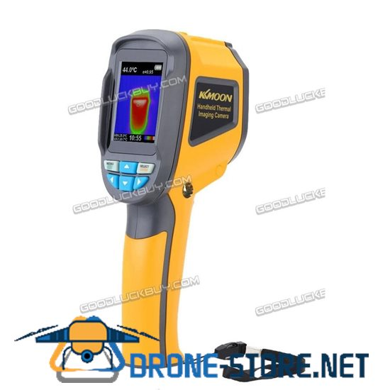 HT02 Handheld Real-time Thermal Imaging Camera Infrared Thermometer Imager -20?~300?