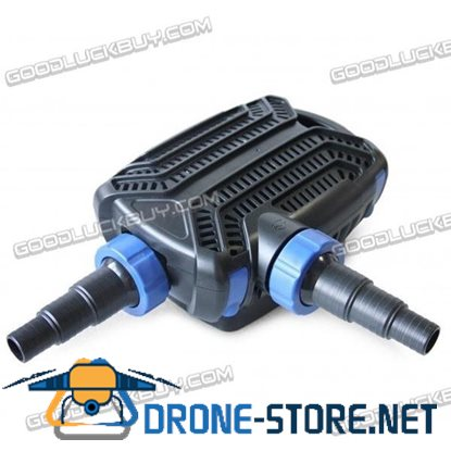 50W 7000L/H Pond Eco Engine Water Pump Submersible Stream Pump Filter CTF-7000B