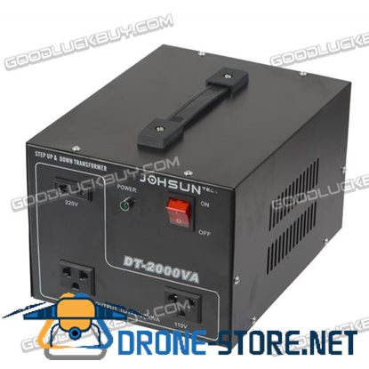 Step Down Transformer 240V-110V AC Voltage Converter 500W 1000W 2000W
