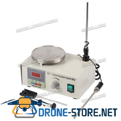 Laboratory Lab Magnetic Stirrer with Heating Plate 85-2 Hotplate Mixer 110V/220V