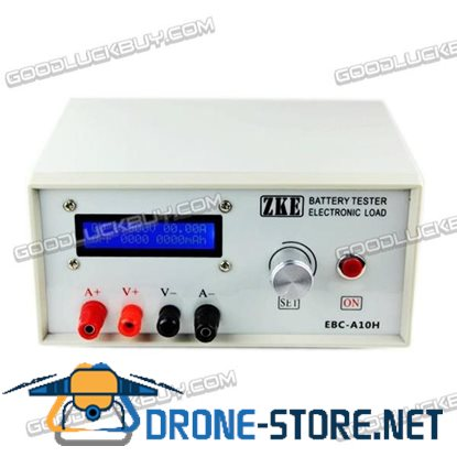 EBC-A10H Li/Pb Battery Charging Capacity Test Power Performance Tester & Charger with 19V 4A Power + USB to TTL Cable