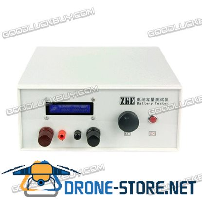 EBC-A40L Electronic Load Battery Capacity Tester 20A Charge & 40A Discharge