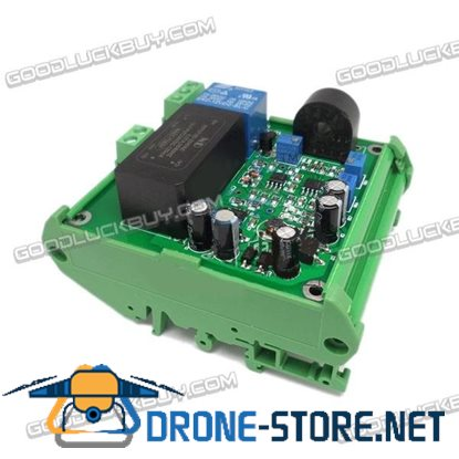 0-10A AC Current Sensor Module Current Detect Module with Shell