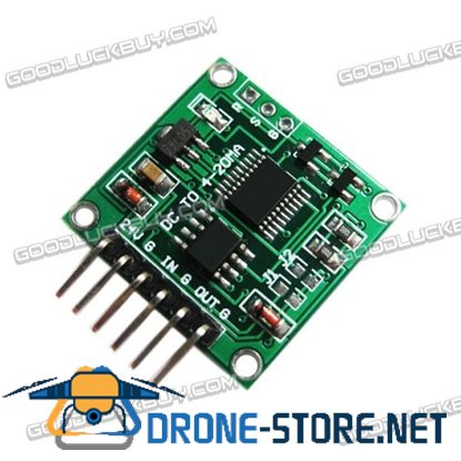 Voltage to Current Transfer Module 0-5V 4-20MA Linear Conversion Transmitter Module