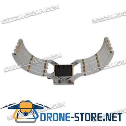 Symmetrical Metal Clamp Robot Claw Mount Unassembled Kit Multicopter Holder