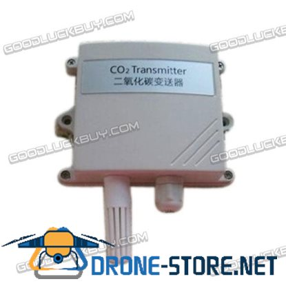 Wall-mount CO2 Gas Sensor Transmitter Environment CO2 Detection Module