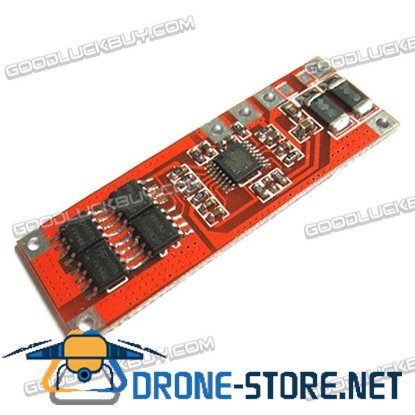 4*MOS 4S Lipo Battery 16.8V Protective Board Protector Red