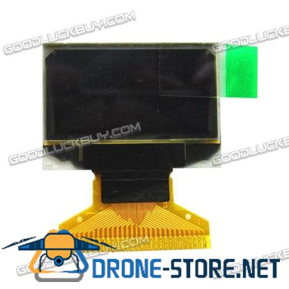 128*64 0.96inch OLED HD Display Screen Module Blue/Yellow