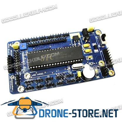 STC89C Robotboard V1.2 51 Singlechip Controller Expansion Board