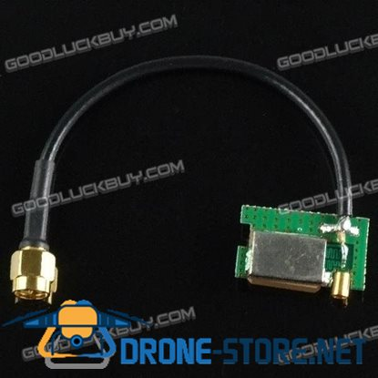 Open Source LEA-5H GPS Ceramic Antenna Built-in GPS/GSM w/Zoom Function