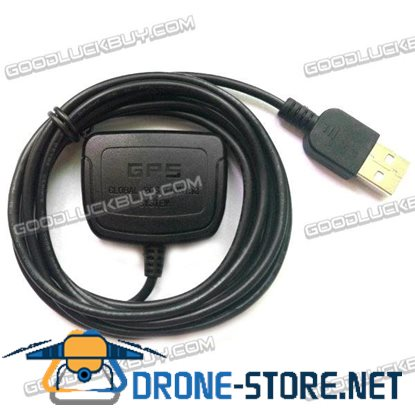 G-mouse U-blox Microchip USB GPS Receiver H-8123-U2000 for PC and Laptops RS232 Level