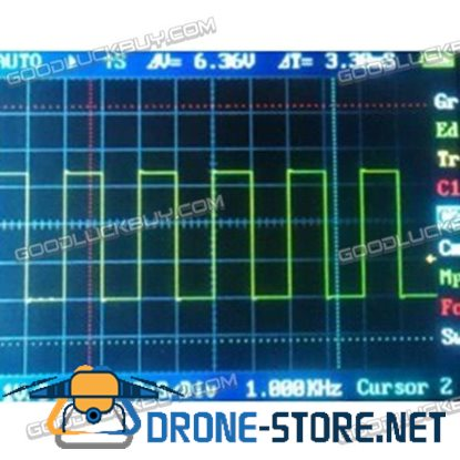 ARM Cortex M3 2.8 TFT LCD 1 Single-channel DSO301 Pocket Oscilloscope