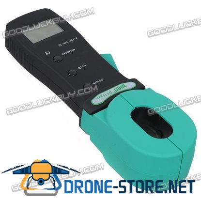 DY1000A Digital Clamp-on Earth Ground Resistance Tester Meter