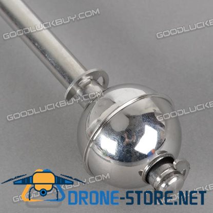 ZS-20010-S 20cm Stainless Steel level Measurement Side Mount Magnetic Float Switch